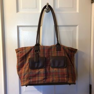 Longaberger 25th Bee Consultant Tote Bag